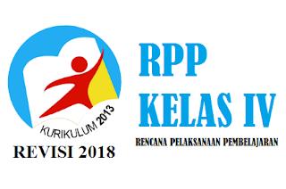 RPP Kelas 4 Tema 1 Indahnya Kebersamaan Subtema 1 2 3 4 Kurikulum 2013 Tahun 2018