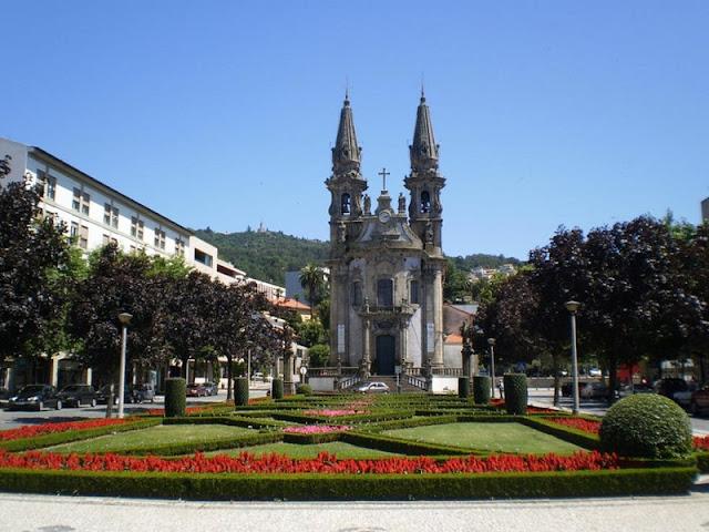 Igreja Nossa Senhora da Consolação em Guimarães