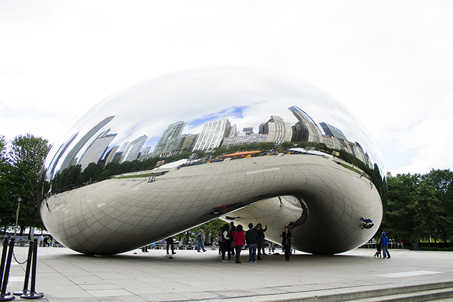 Chicago Must See: The Bean at Millennium Park