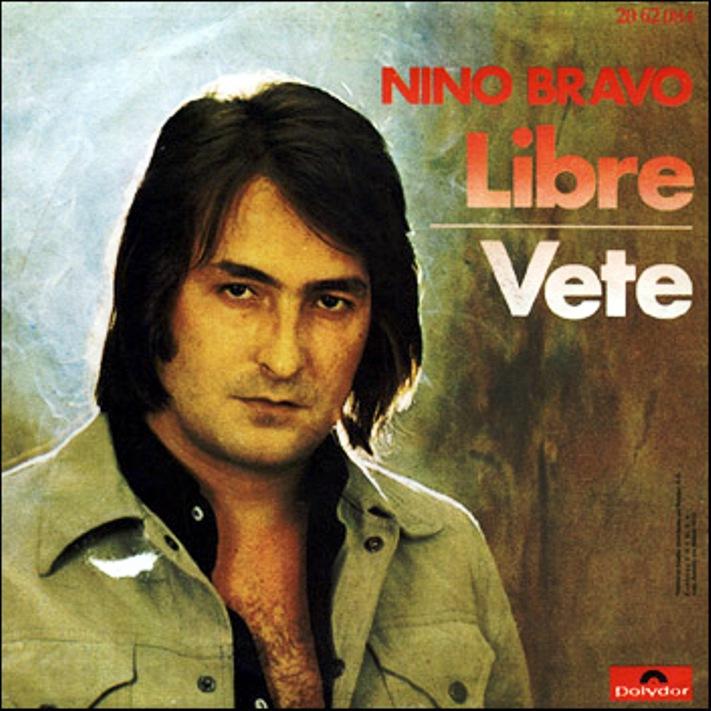 Libre. Nino Bravo