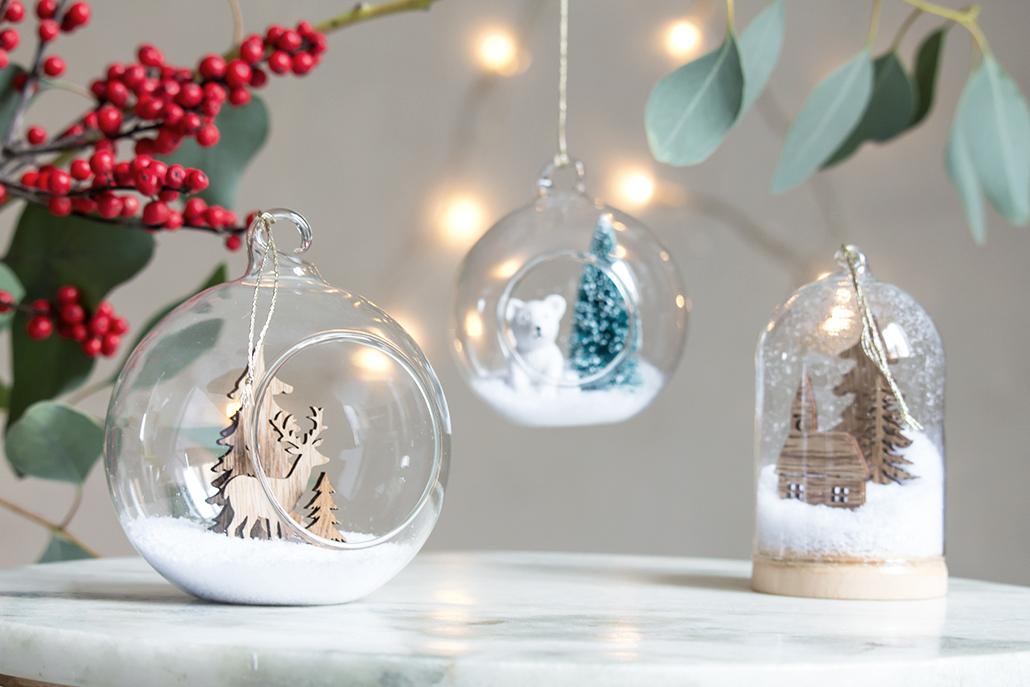 Diy Boule De Noel.Leanna Earle Diy Boules De Noël Hygge Et Naturelle