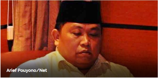Anak Buah Prabowo: Jokowi Ngawur dan Sudah Ketakutan!