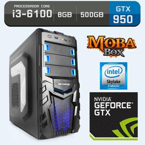 Computador Neologic Moba Box Intel