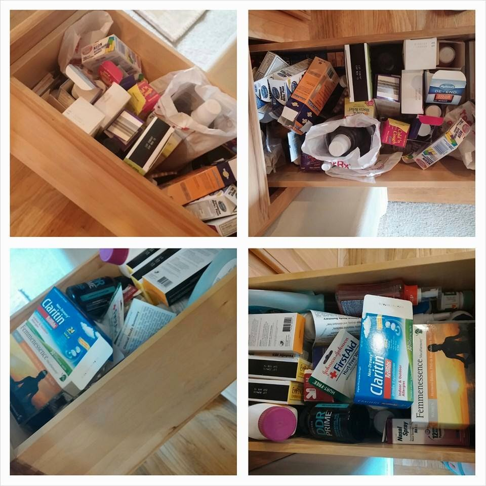 Getting Rid Of The Drawers Of Medication I Paleo Vegeo I Barbara Christensen's Story Where I was