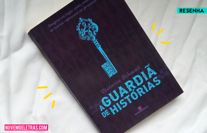Um livro incrível e original para você cair de amores