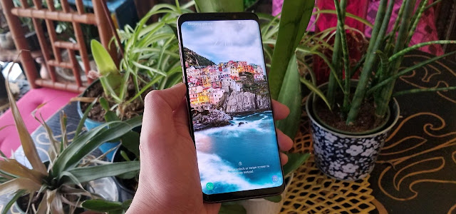 Cara Mengubah Resolusi Layar Pada Samsung Galaxy S9
