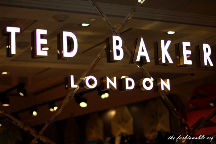 Ted Baker Miami Store
