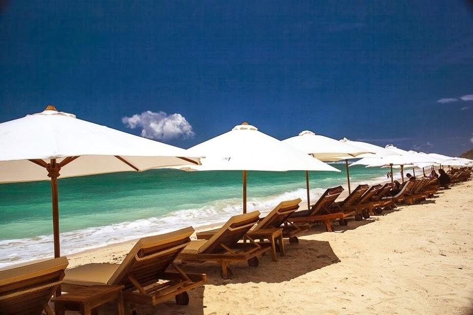 Pantai Pandawa Salah Satu Pantai Exotic Di Bali Wisata Bali