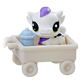 Littlest Pet Shop Series 1 Pet Pairs Calla Cowbelle (#1-56) Pet
