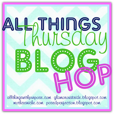 All Things Thursday Blog Hop