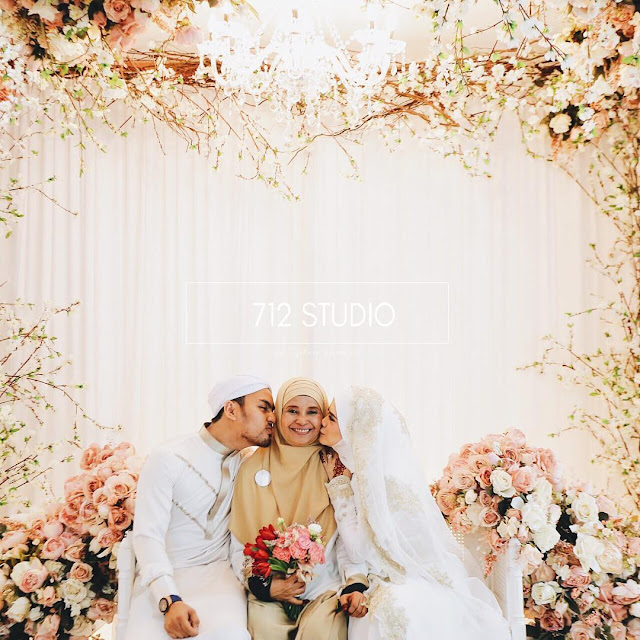 gambar yatt hamzah kahwin