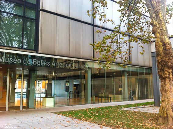 Museo de bellas artes. Bilbao por una bilbaina. Los museos
