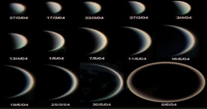 Beberapa Satelite Menakjubkan Yang Berada Di Tata Surya