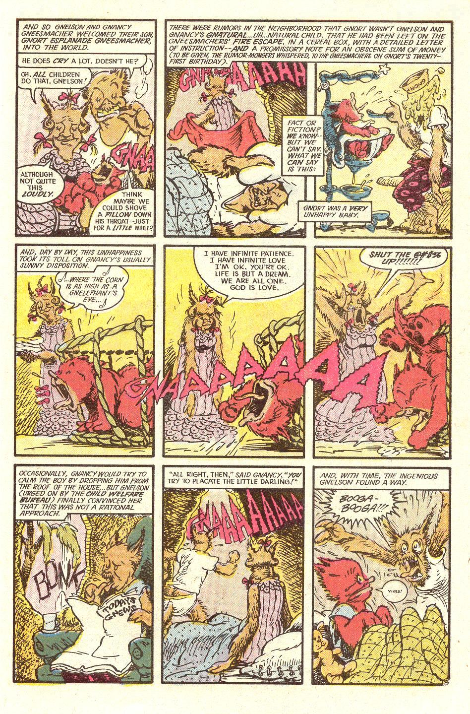 Read online Secret Origins (1986) comic -  Issue #34 - 37
