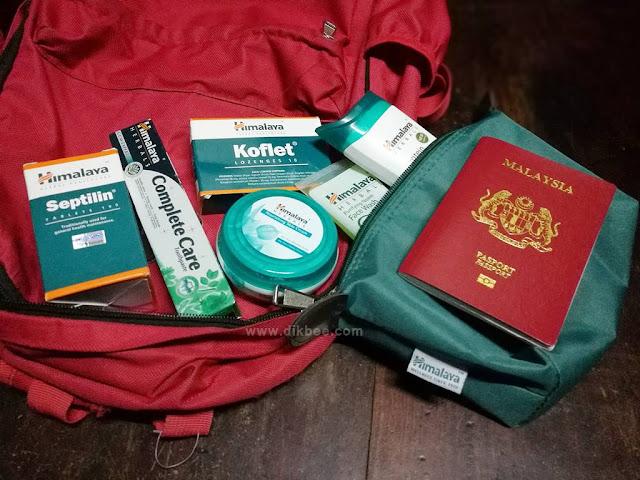 6 Produk Himalaya Yang Mudah Dibawa Travel