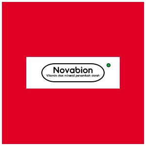 Novabion Kapsul, Vitamin Dan Mineral Penambah Darah