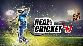 Real Cricket 17 Mod Apk Unlimited Money