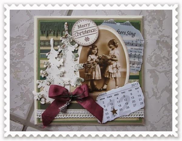 lordjoshis home vintage weihnachtskarten. Black Bedroom Furniture Sets. Home Design Ideas
