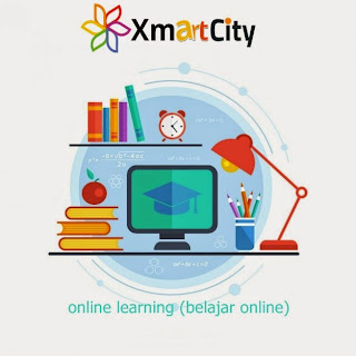 contoh e-learning