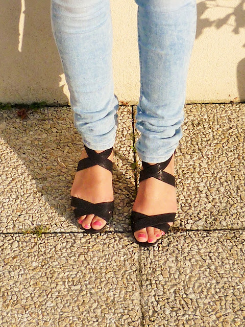 Chaussures talons Marypaz noires