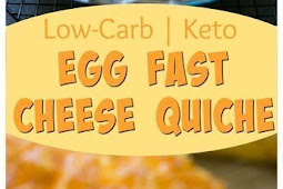 Egg and Cheese Quiche