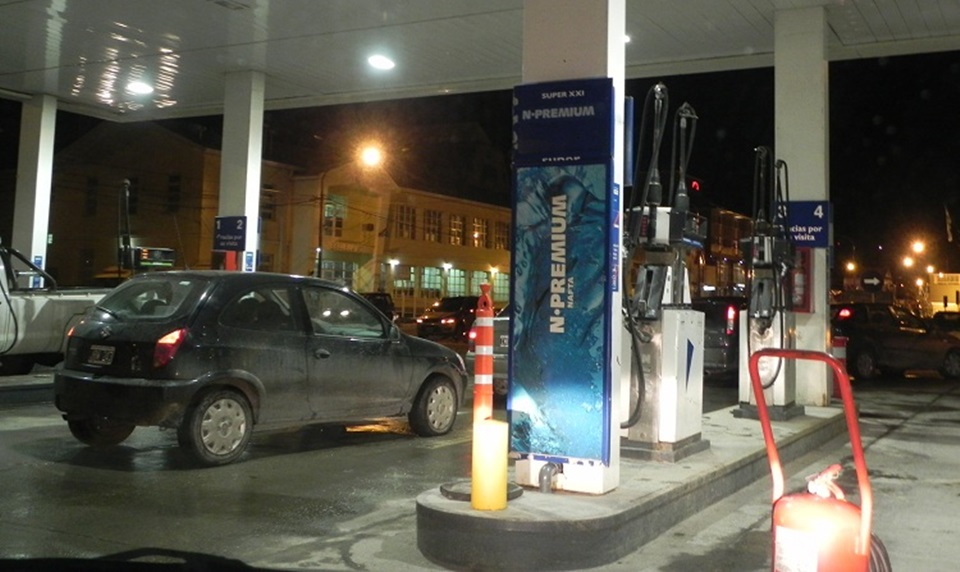 Aumento nafta pasara a costar casi $14