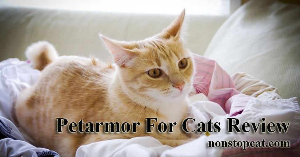 Petarmor For Cats Review