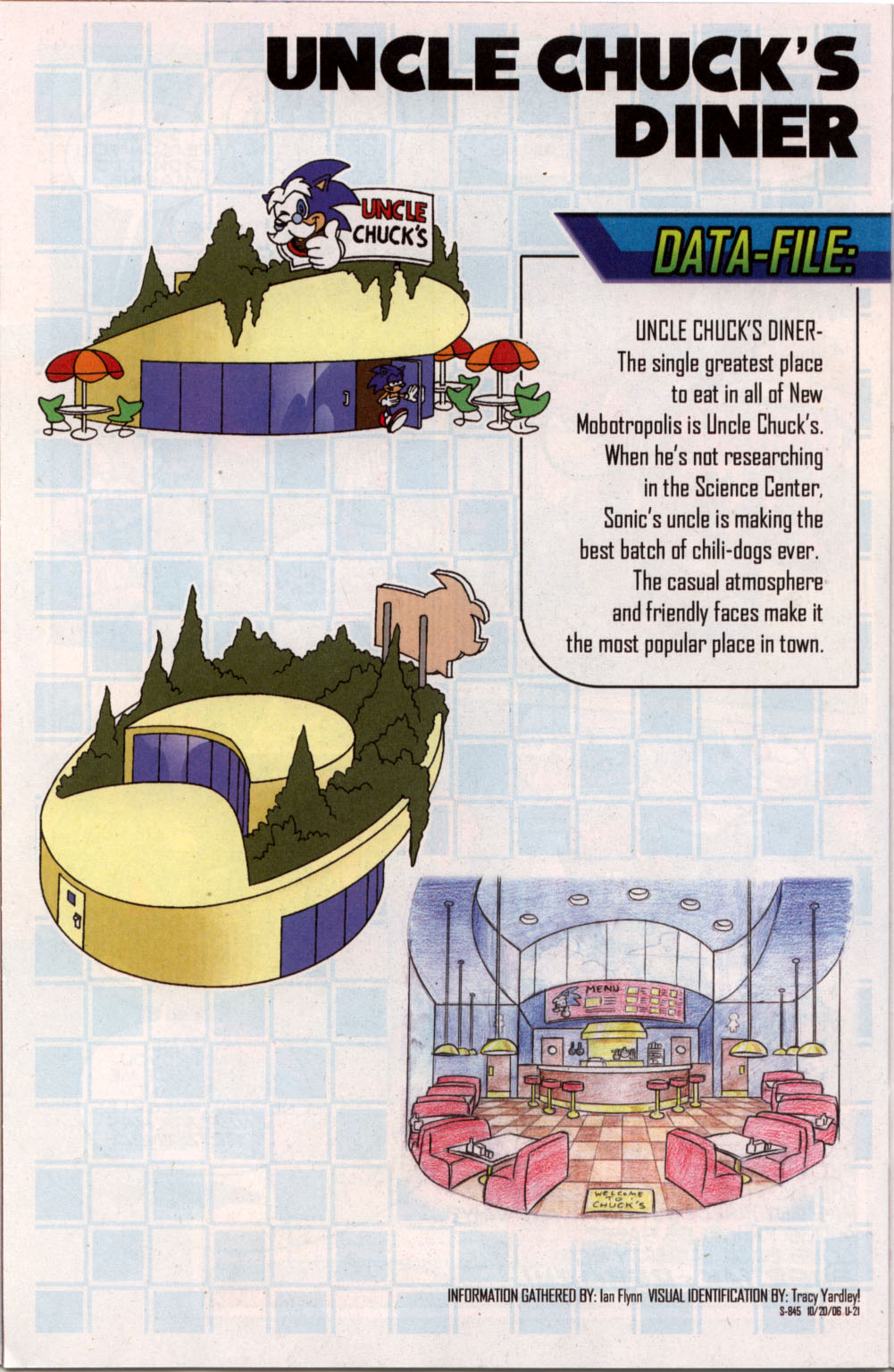 Read online Sonic The Hedgehog comic -  Issue #179 - 19