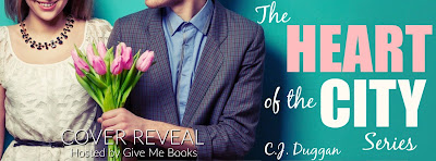 Cover Reveal: The Heart of the City Series by C.J. Duggan