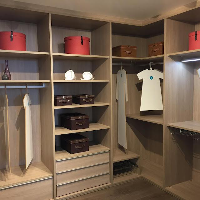 ¿Qué tipo de armario me conviene?