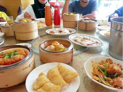 16 Restoran Dim Sum Yang Sedap Di Malaysia