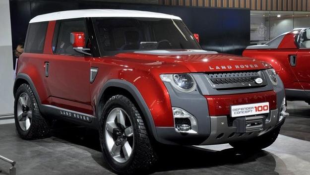 2018 Land Rover Defender Design