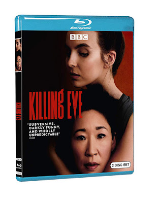 Killing Eve Season 1 Blu Ray