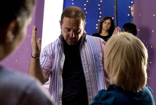 Miguel Ferrari, director de la ganadora del Goya «Azul y no tan rosa»