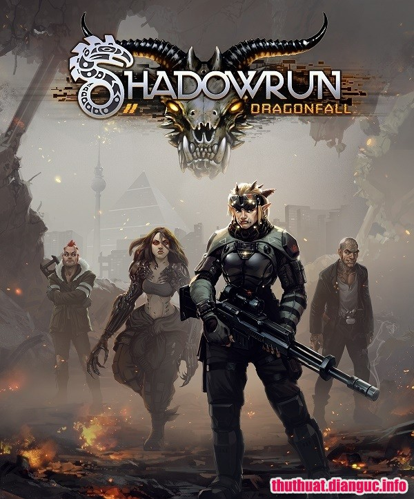 Download Game Shadowrun Dragonfall – RELOADED Fshare