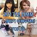 2017년 DMM 상반기 여배우랭킹 TOP.10