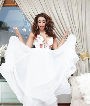Zari Hassan's Father's Day message leaves many shocked