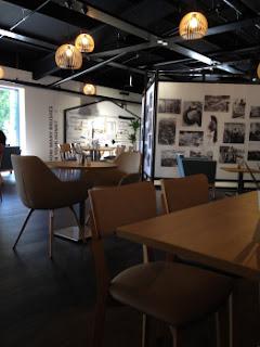 Visit Hillbrush restaurant mere wiltshire