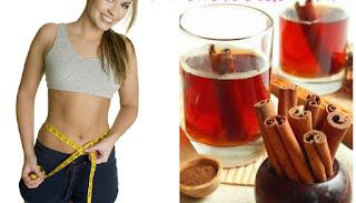 Boisson de miel et de cannelle pour perdre du poids