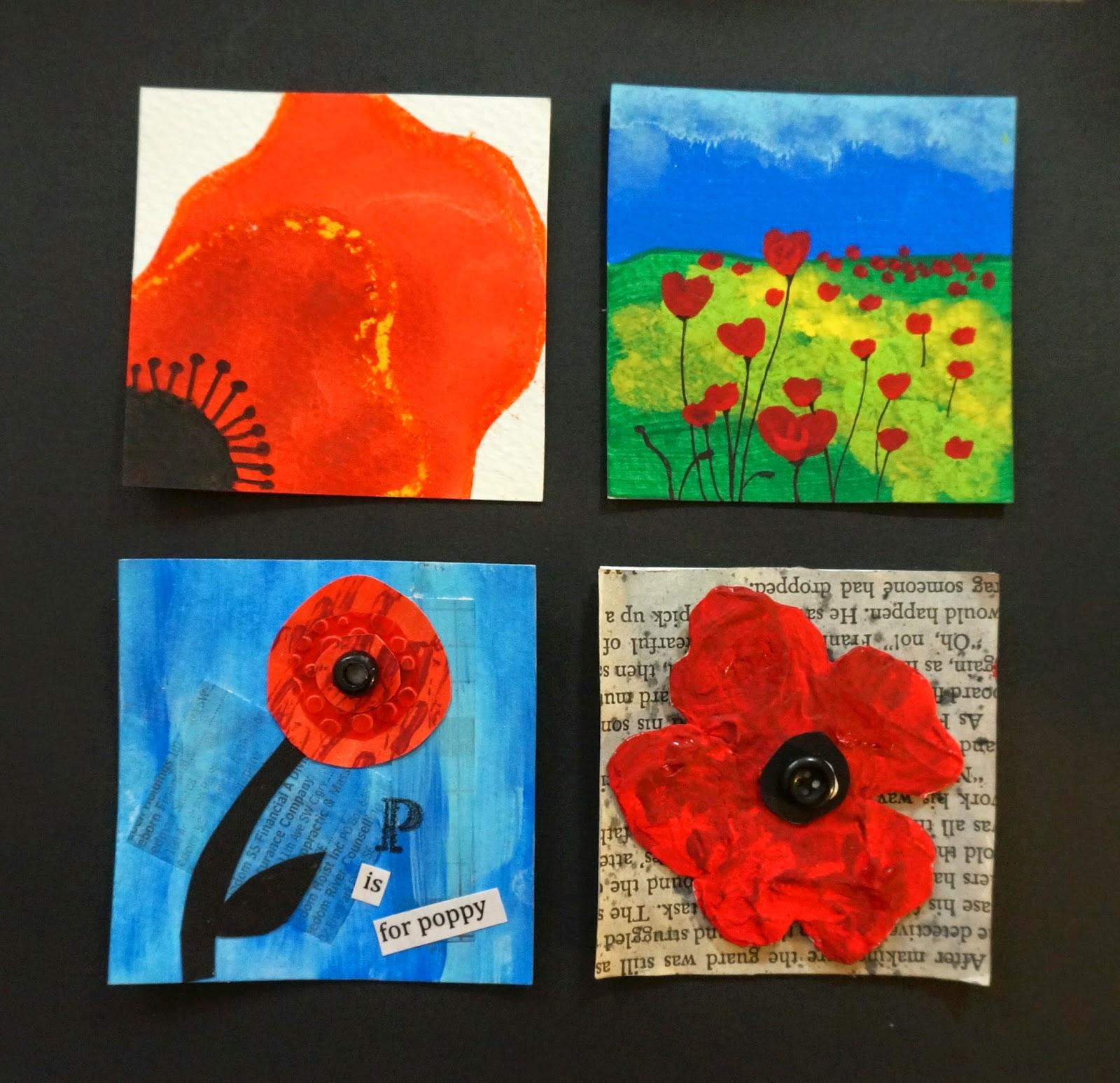 Remembrance Day Crafts For Kindergarten