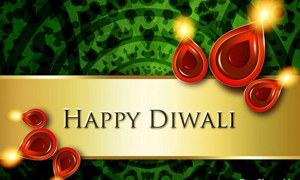 happy diwali shayari messages