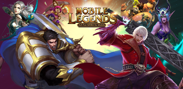 Gratis Review Mobile Legends : Bang Bang APK