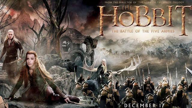 The hobbit 2014 Dual audio