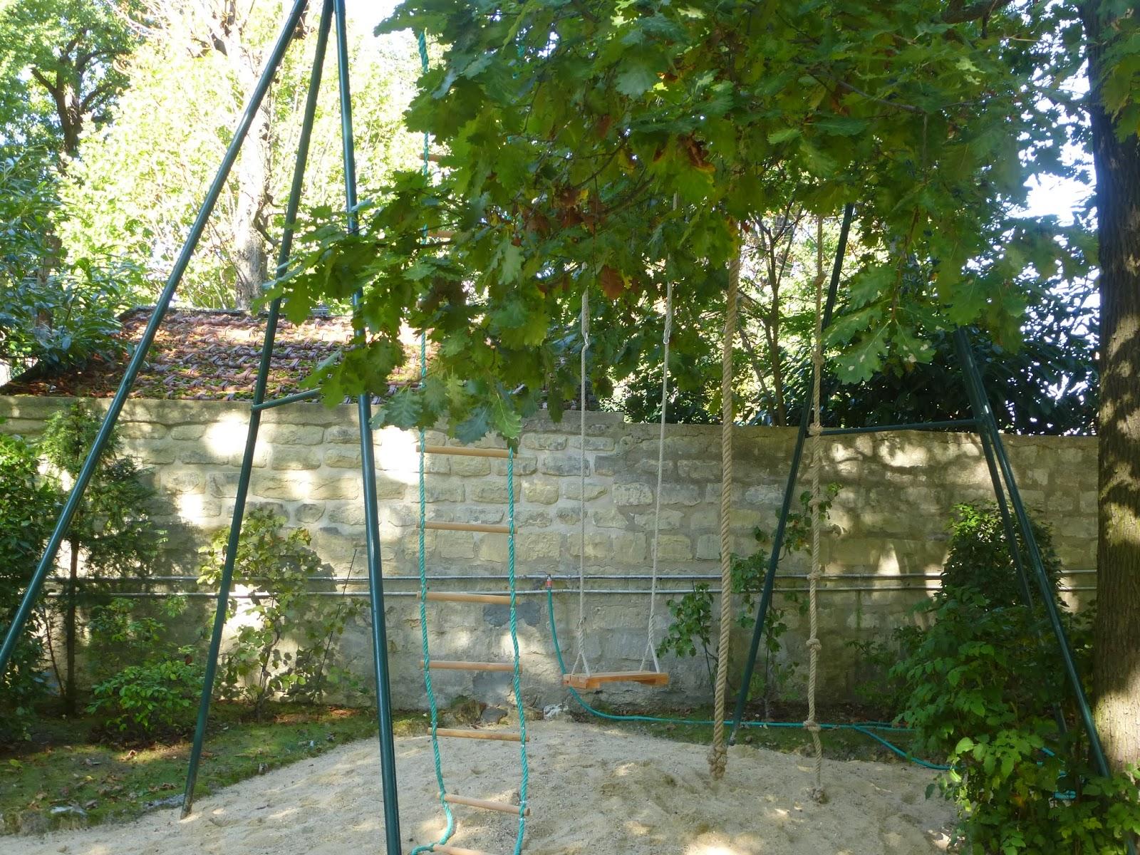 photos cordages agr s de jardin balan oire chelle de corde pp corde chanvre lisse. Black Bedroom Furniture Sets. Home Design Ideas