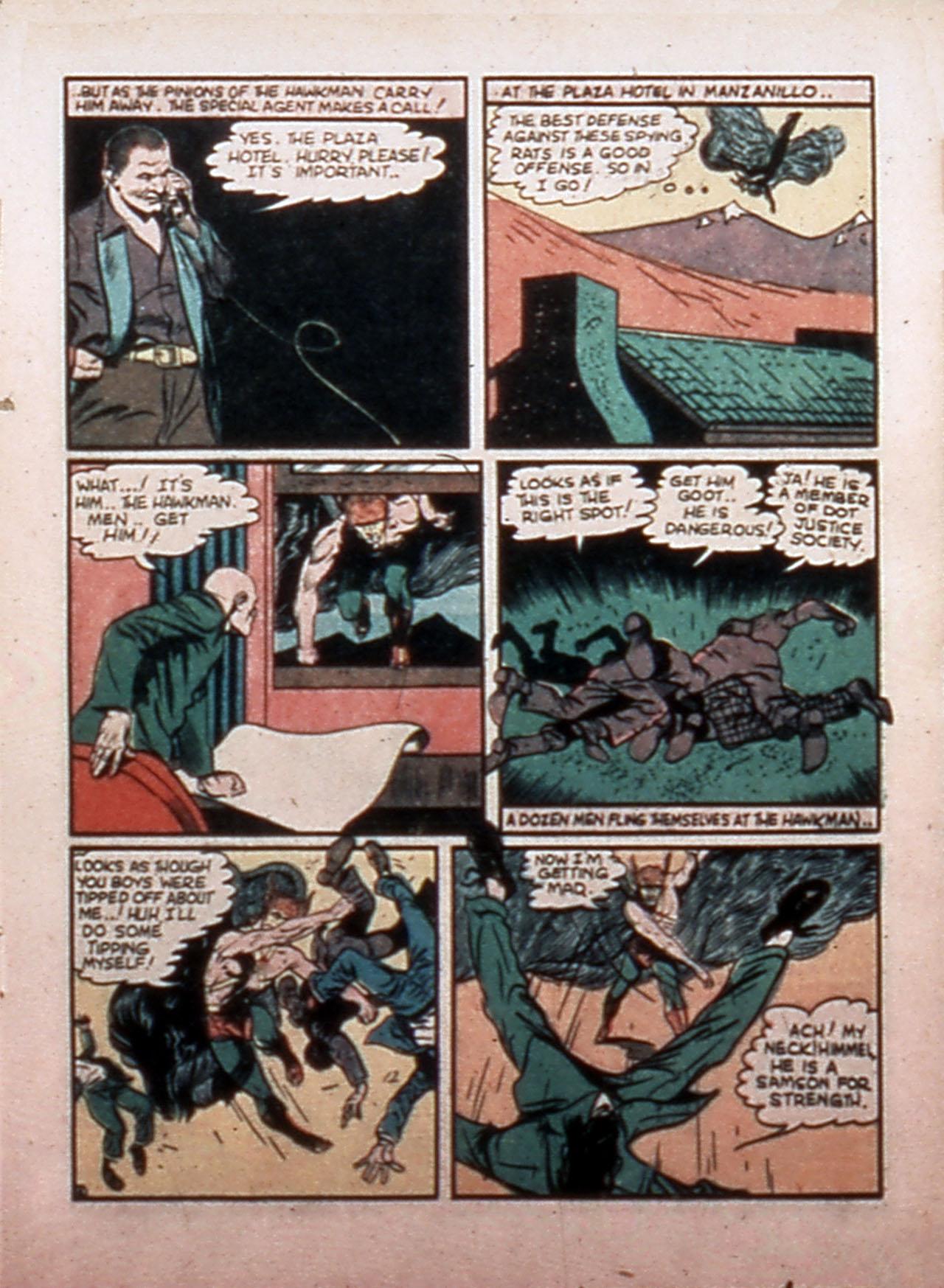 Read online All-Star Comics comic -  Issue #9 - 7