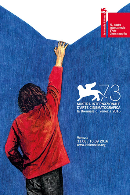 Venice Film Festival, Venice Winners, Official Poster, 73rd Venice International Film Festival