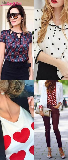 Inspirações para blusa estampada