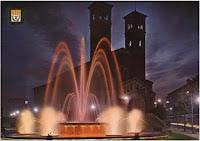 63 fases de agua y 24 de luces (foto nocturna)