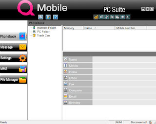 Download Free QMobile PC Suite For Windows 7,Windows 8, Windows, Windows XP, and windows Vista,