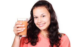 Bebida natural para el desayuno